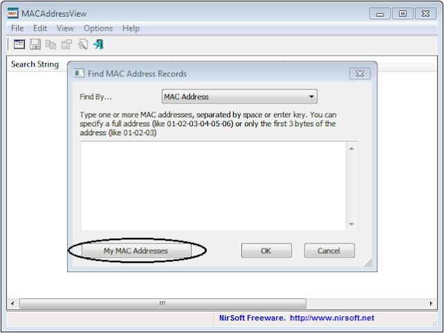 Cara Mudah dan Cepat Cek Mac Address PC / Laptop