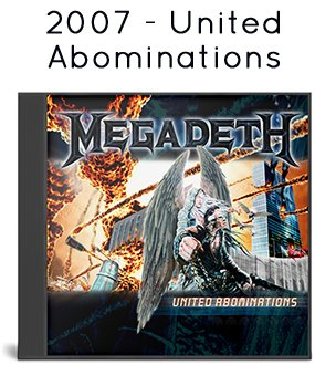 2007 - United Abominations