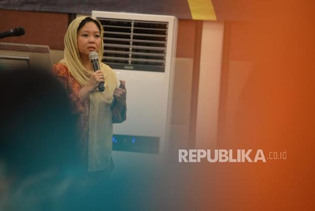 Alissa Wahid: Pembakaran Bendera Jangan Digiring Ke Politik