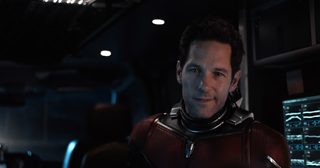 ant-man and the wasp comedy