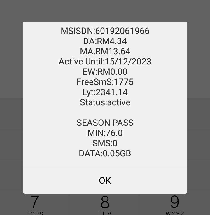 Tempoh Sah Panjang Onexox 1