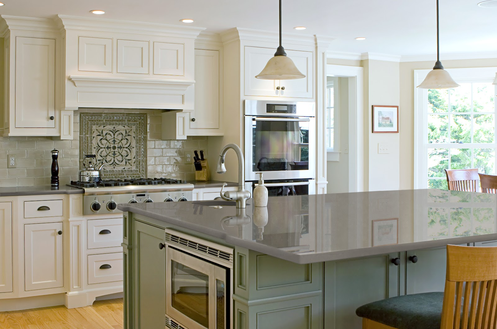 Kitchen Countertop Colors Pictures Ideas From Hgtv: The Architectural Surface Expert: Elements Featured On