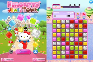 Hello Kitty Jewel Town! v2.1.2 (Unlimited Coins/Gems) Mod APK