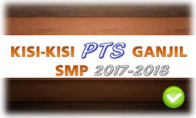 Kisi Kisi PAI Kelas 7, 8, 9 Semester 1 Tahun Pelajaran 2017/2018