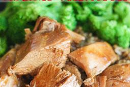 Easy Delicious Slow Cooker Asian Chicken Recipe
