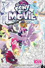 My Little Pony My Little Pony: The Movie Prequel #1 Comic Cover SDCC Variant