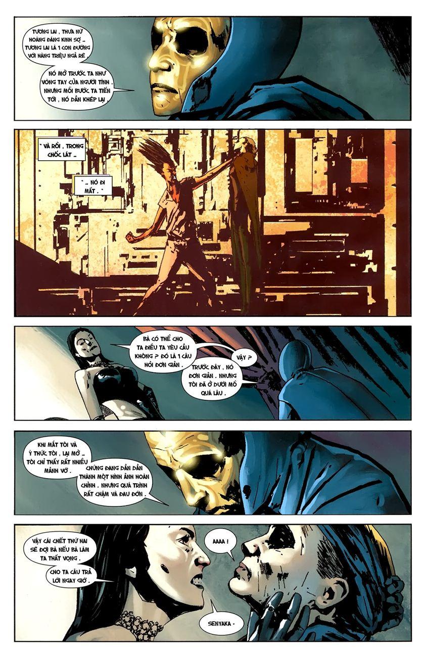 X-Men Necrosha chap 1 trang 39