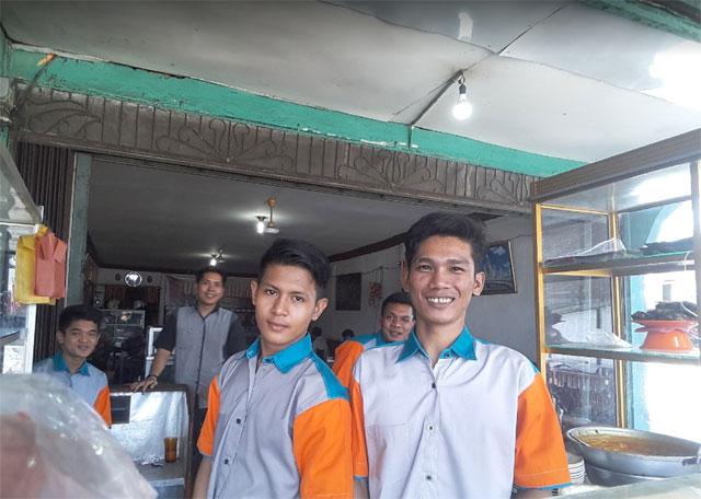 Wisata Kuliner di Garuda Duo