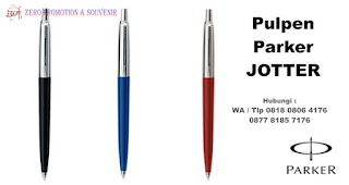 Pulpen Parker Jotter Stainless Harga Murah, Pen Parker Jotter, PULPEN PARKER EDISI JOTTER