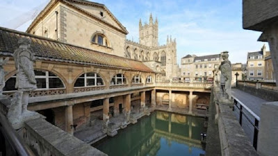 New dig begins at Roman baths site