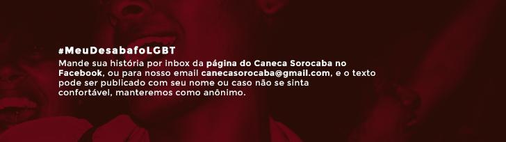 #MeuDesabafoLGBT :: Facebook