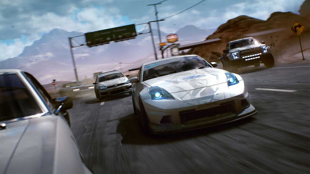 Spesifikasi Game Need for Speed Payback Untuk PC Spesifikasi Game Need for Speed Payback Untuk PC