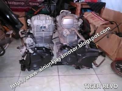 jual mesin motor gelondongan tiger revo
