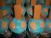 Cupcake Phineas y Ferb