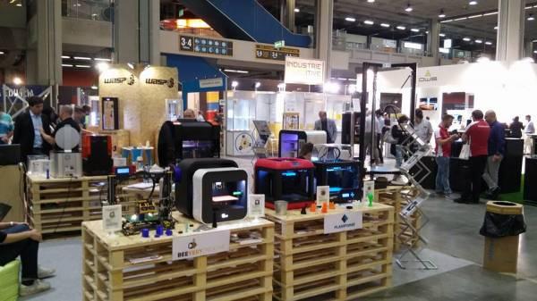 Diverse stampanti 3D