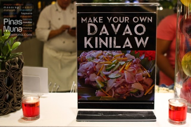 Vikings Davao Make your own Davao Kinilaw