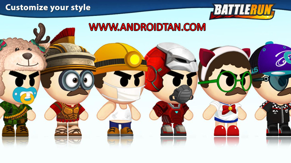 Battle Run Mod Apk Free