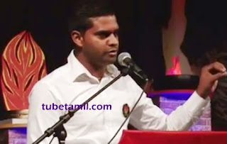 Speech Sukunan Maaveerar Naal 2016