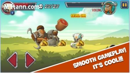 Game Android Action RPG Offline Legendary Warrior Mod Apk