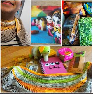 Avec 5 Ailes : Récapitulatif de mes projets tricot: SWAP du tricothé du mardi