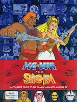 He-Man and She-Ra : a complete guide to the classic animated adventures book cover
