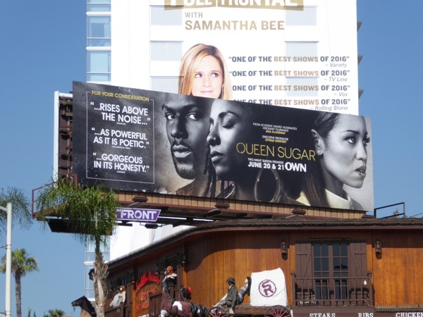 Queen Sugar season 2 billboard