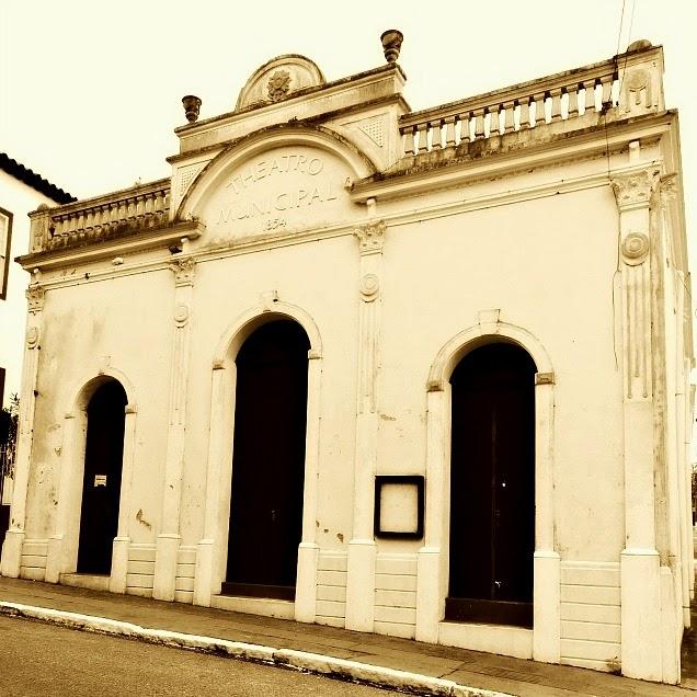 O Theatro Adolpho Mello: o Teatro Municipal de São José