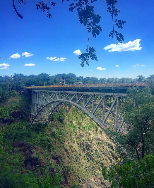 Roteiro de viagem pelo sul da África