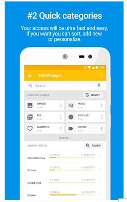 GM FILE MANAGER APK FOR ANDROID