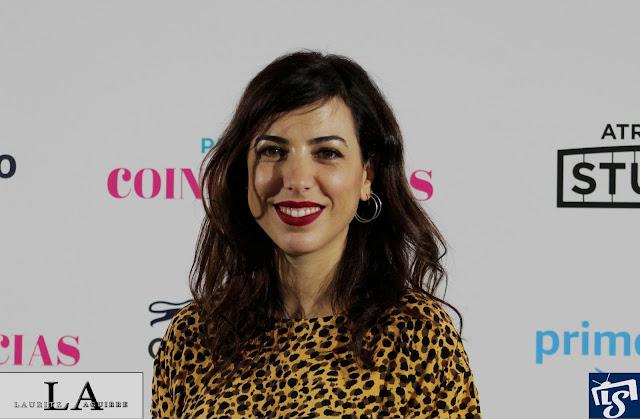 Alicia Rubio en 'Pequeñas Coincidencias'
