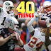 40 things we learned in Week 8 of the 2016 NFL season