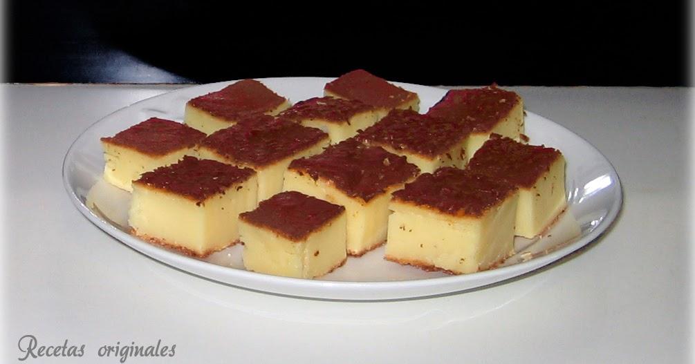 Recetas originales pastelitos de yogur griego y queso for Facilisimo cocina postres