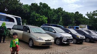 parkir timur monumen nasional, monas