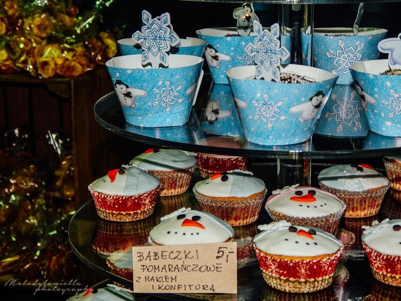 Boże Narodzenie świąteczne babeczki wypieki pomysły muffins cupacake ciasteczka