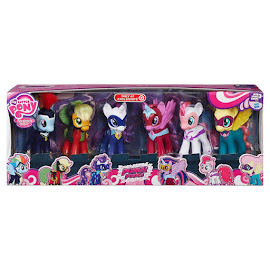 My Little Pony Power Ponies 6-pack Twilight Sparkle Brushable Pony