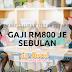 Berkelulusan Ijazah Tetapi Gaji RM800 Je Sebulan