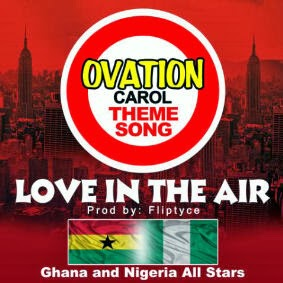 MUSIC : Ovation Christmas Carol 2013 - Love In The Air Ft.May D, Dammy Krane, Skales, Becca,Yemi Alade, Patoranking,May K