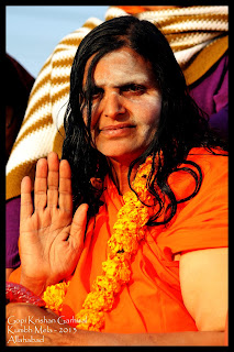 First Time I Have Seen Mahila Naga Sadhuvi (Lady Naga Saint) , naga sadhu, naga sadhvi