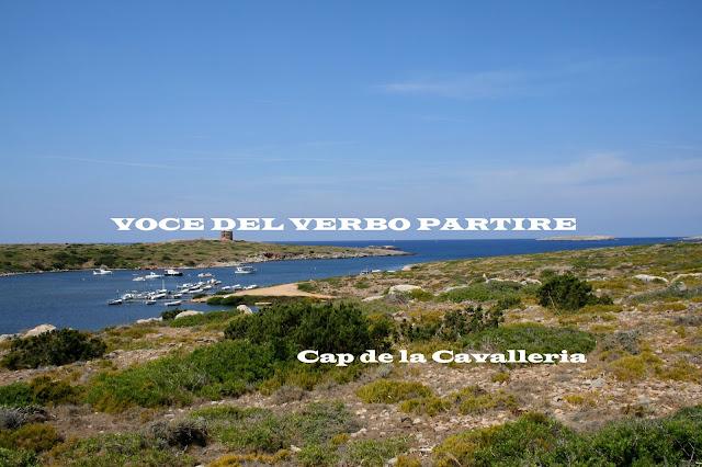 COSA VEDERE A MINORCA: CAP DE LA CAVALLERIA