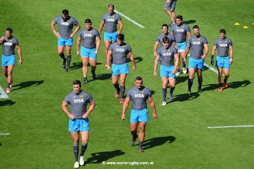 Formación de Los Pumas para enfrentar a los All Blacks