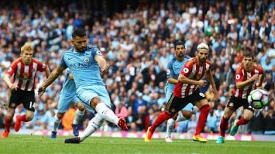 Manchester City gana al Sunderland 2 a 0