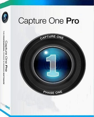 Capture One Pro 10.1.0.161 poster box cover