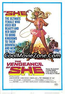 The Vengeance of She (1968)
