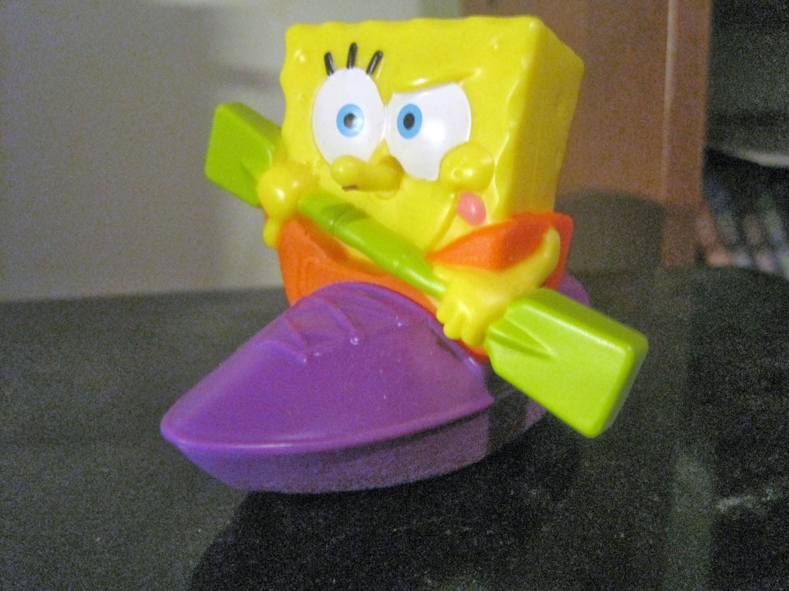 spongebob japan advertise