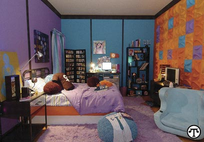 Modern And Stylish Teenage Girl Bedroom Ideas