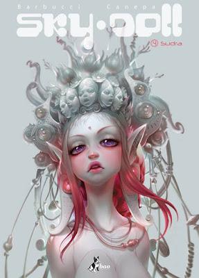 copertina Sky Doll 4 - Sudra