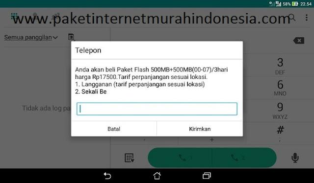 Paket Internet Simpati Paling Murah 17,5 Ribu Terbaru 2017 paket-murah-hot-offer-simpati-500mb-500MB