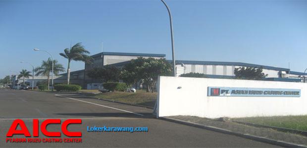 Lowongan Kerja Operator PT. Asian Isuzu Casting Center  ( PT. AICC ) - KIIC Karawang