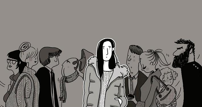 Resenha: A Diferença Invisível, de Julie Dachez e Mademoiselle Caroline, editora Nemo | Livro | HQ