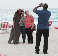 Priyanka Chopra on the beach Day 3 with friends in Miami Exclusive Pics  004.jpg
